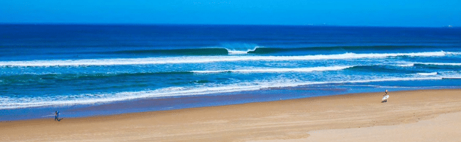 Drop In Surfcamp Portugal - Surfspot - Praia do Areal
