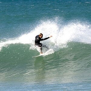 Drop In Surfcamp Portugal - Surftricks - Cutback