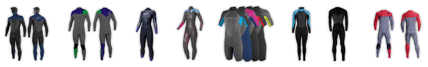 // Wetsuits 1